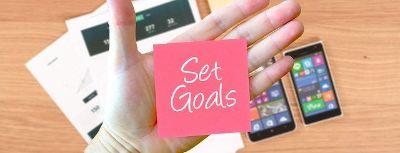 goals targets aim