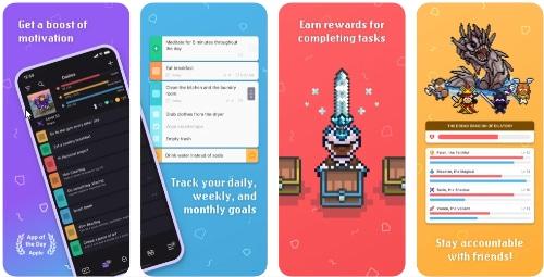 habitica best apps