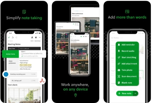 evernote best apps