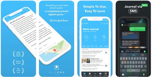 dayone best apps
