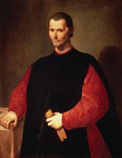 Niccolo Machiavelli - Divide and Conquer