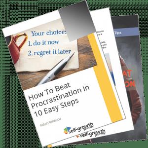 procrastination cheat sheet