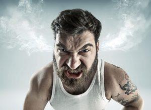 anger emotion