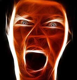 angry frustrated manage stress