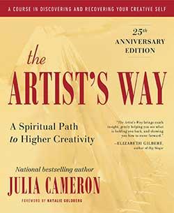 artists way morning pages julia cameroun