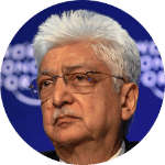 Azim Premji Inspirational Quotes