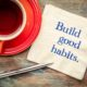 better habits and rituals