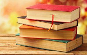 reading writing books