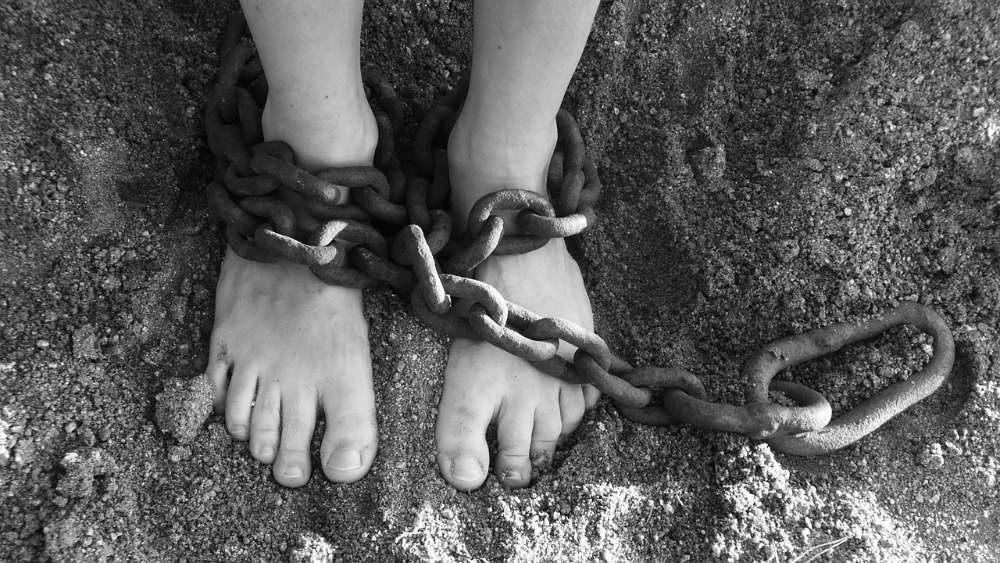 chains fettered freedom
