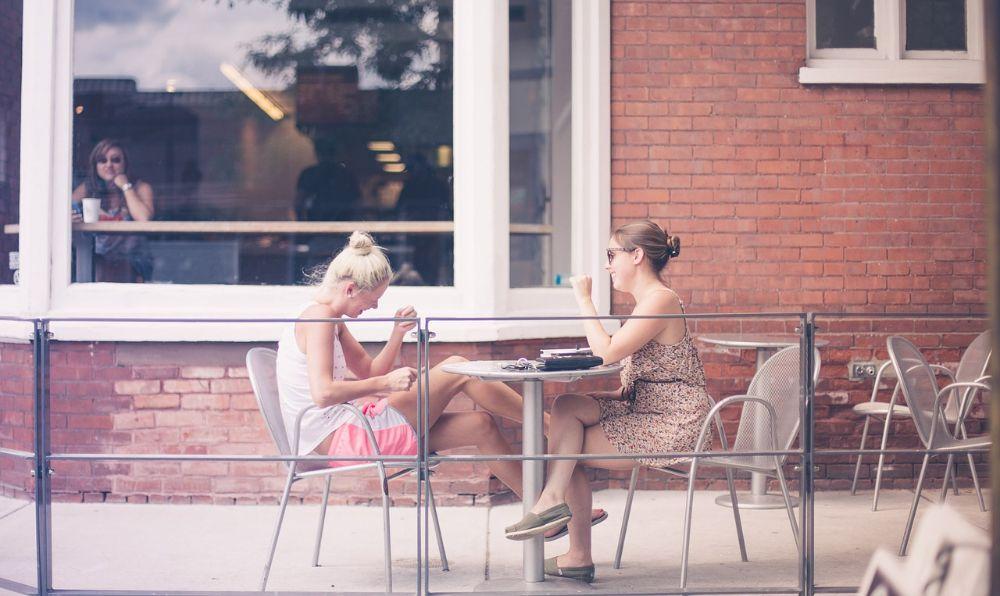coffee break chat