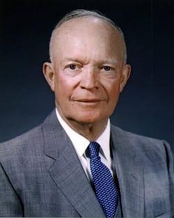 Dwight d Eisenhower box