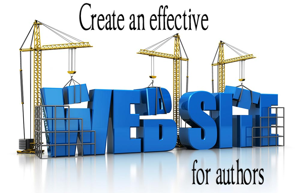 effective author website