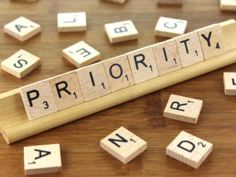 eisenhower priority box matrix