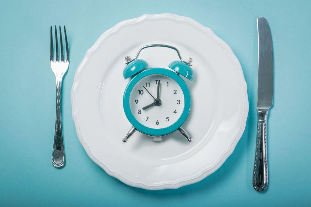 fasting food control