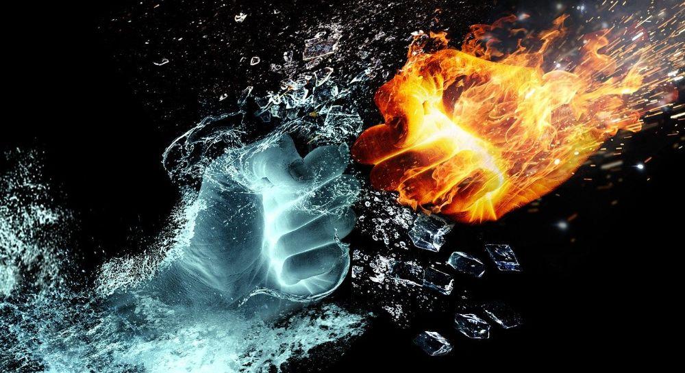 fight power fire ice