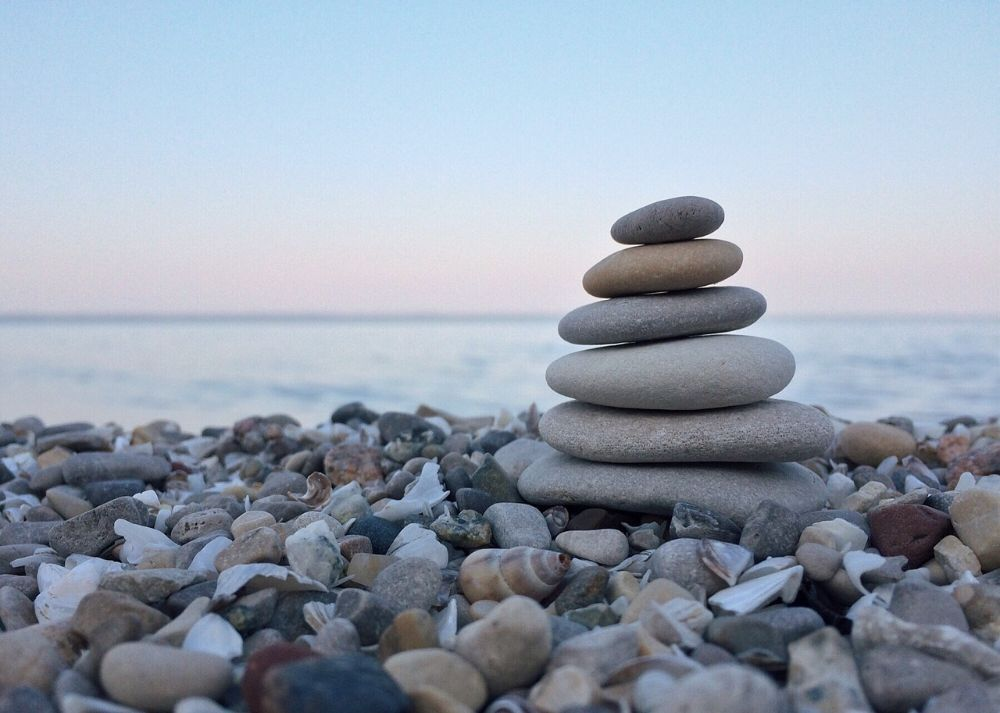 stay focused harmony peace clarity