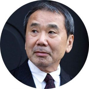 haruki murakami author writing habits
