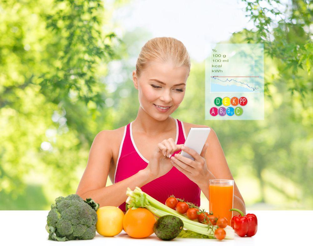 healthy food calories