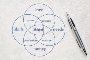 ikigai happy life