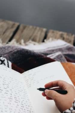 journaling writing diary