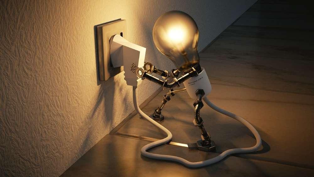 light bulb idea creative thinking