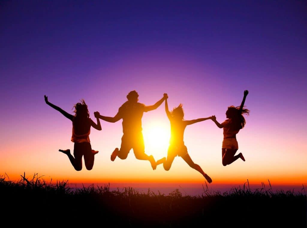 happier life happy joy