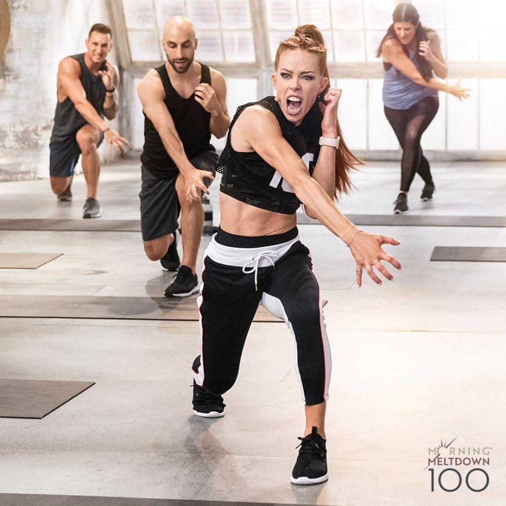 morning meltdown 100 exercises