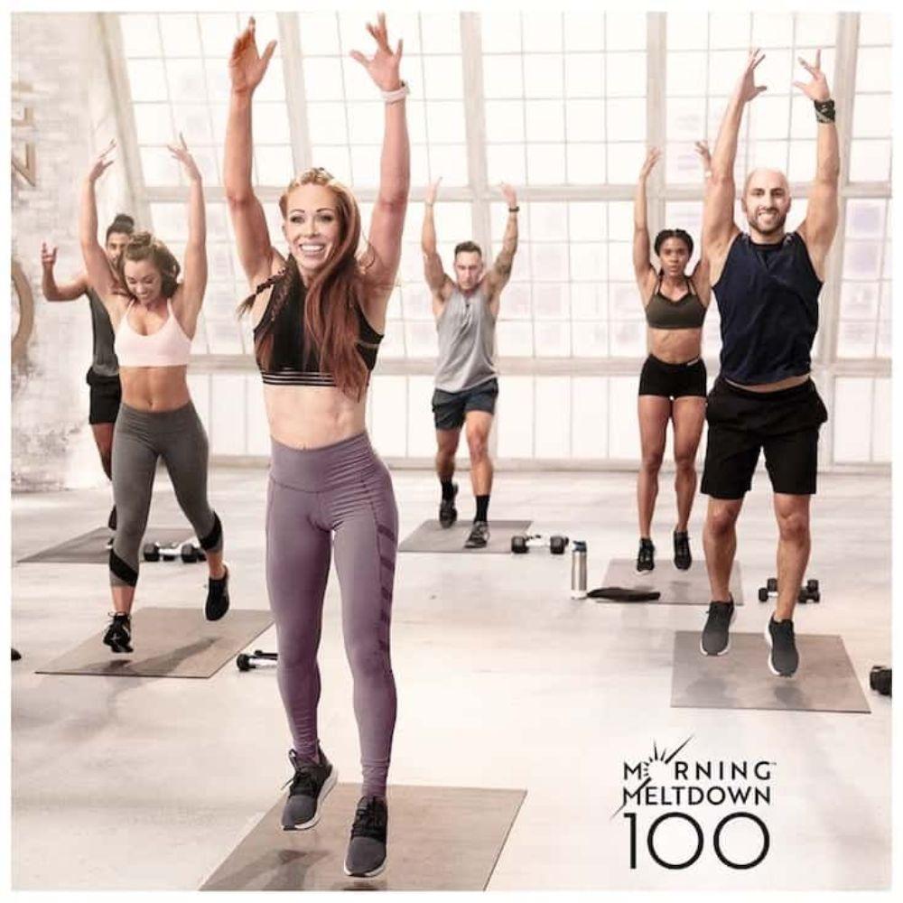 morning meltdown 100 routines