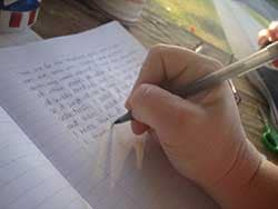 morning pages journaling
