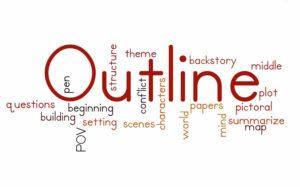 novel outline tool
