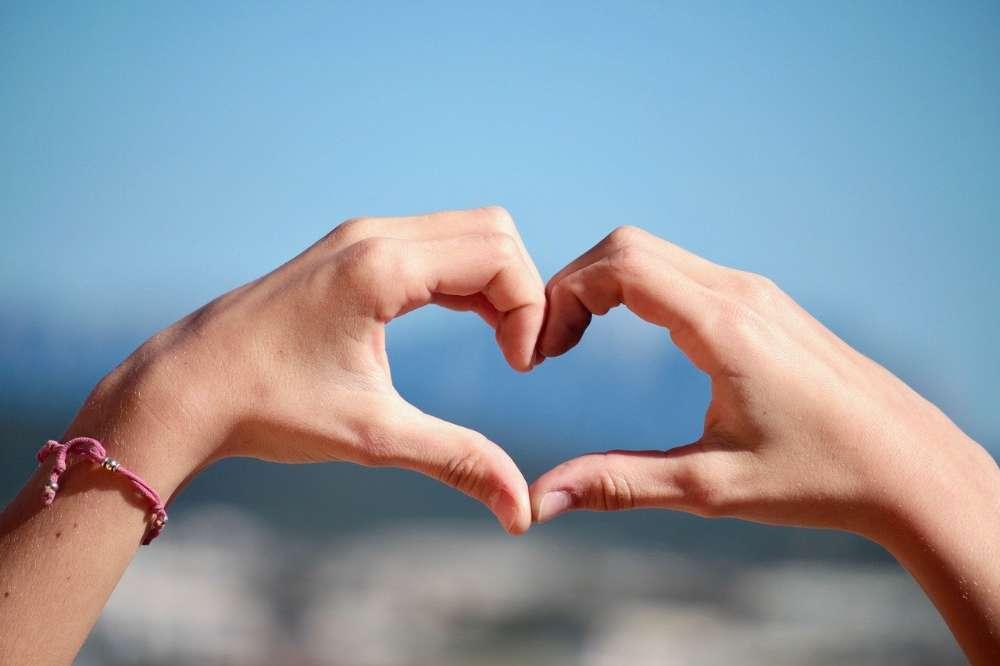 passion love care