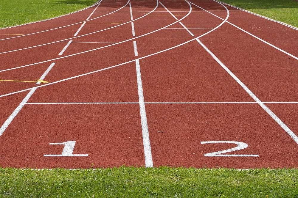 running track training
