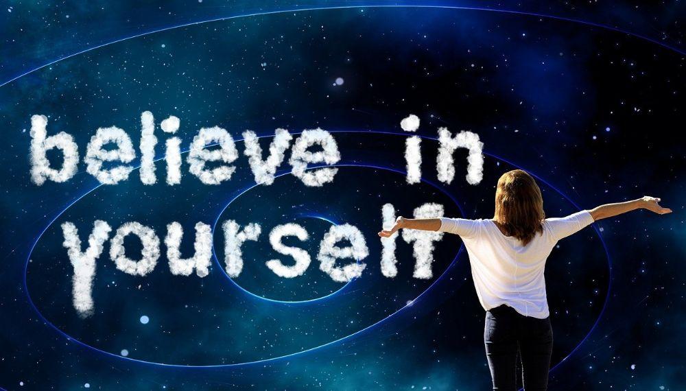 self-confidence believe