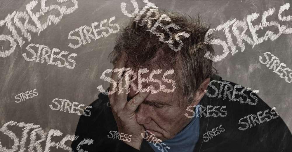 stress overwhelmed