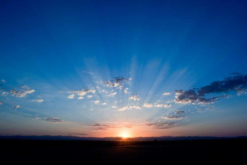 sunrise new beginnings