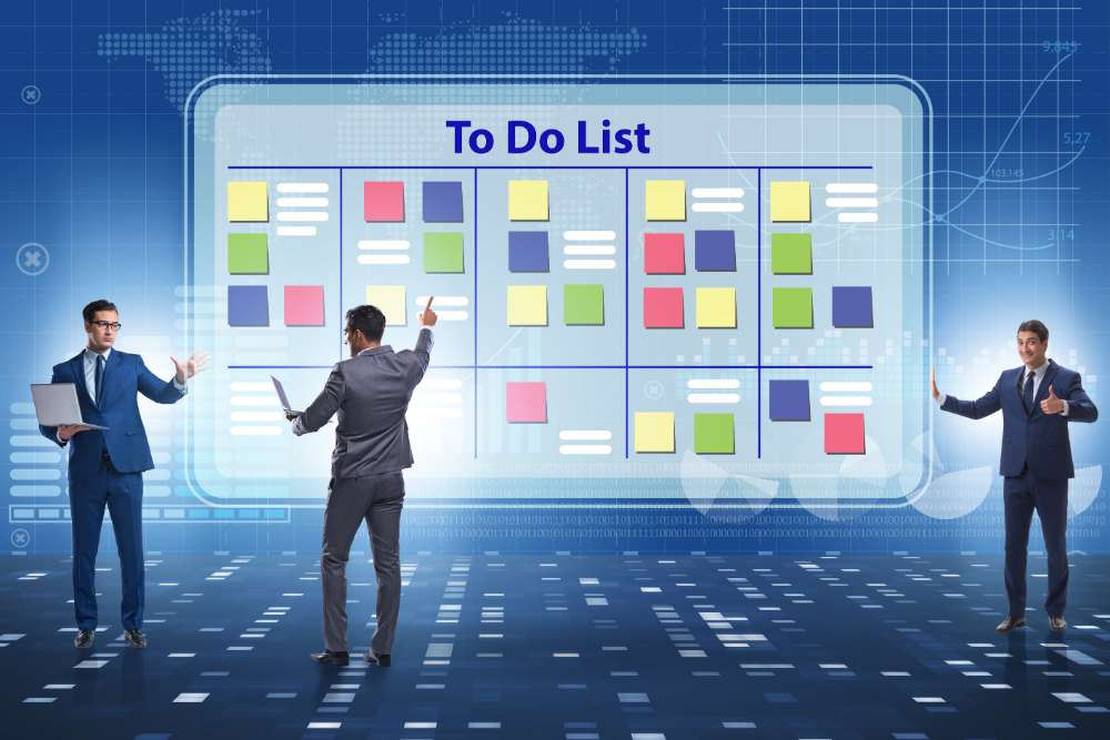 to-do list system calendar