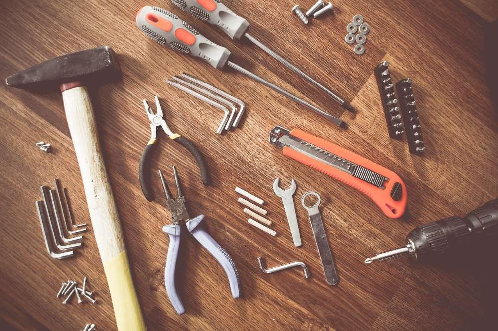 tools creativity building