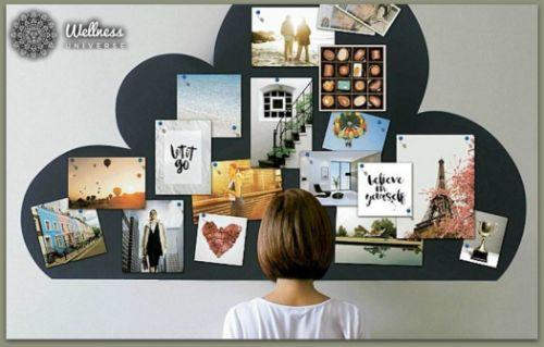 vision board ideas life board