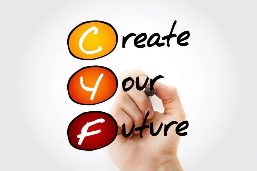 vision board create your future