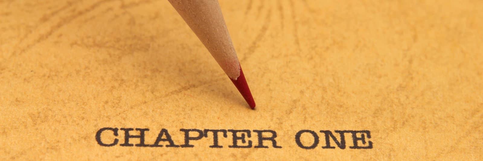 writing novel outline