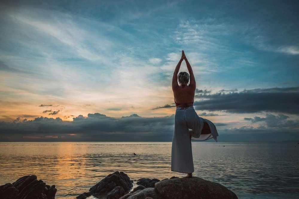 yoga asana meditation