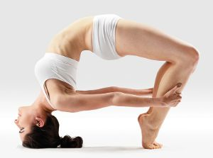yoga posture exercise