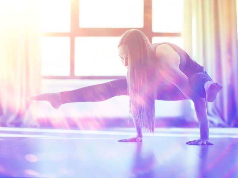 yoga workout benefits