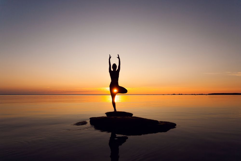 yoga workout mind body