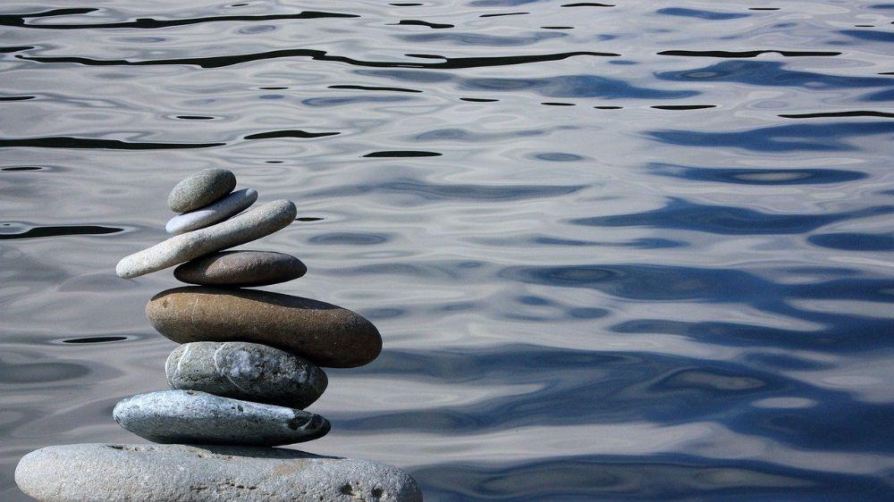zen peace calmness